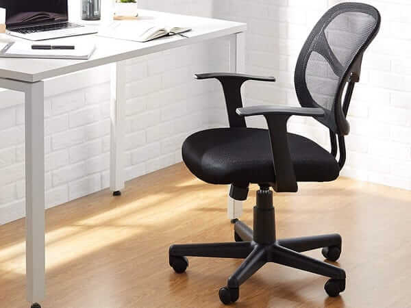 Comfortable office chair at home productive Tips to stay productive while working from home 5e6ff846c485400dac21a626
