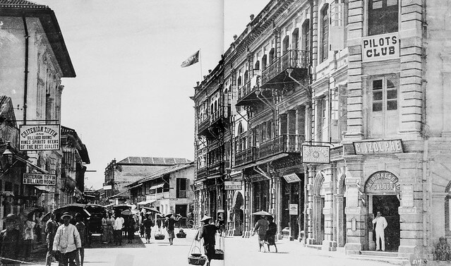 Beach Street in the 1890s architecture Beautiful Architecture Buildings in Penang 24186150536 440e4d1908 z