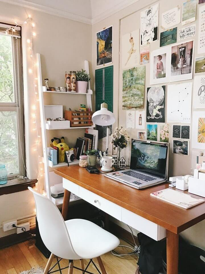 Ways to show off your personality through desk decoration ideas work from home Ways to decorate your desk to motivate you while working from home 97414221 244263720160095 5560980928802586624 n