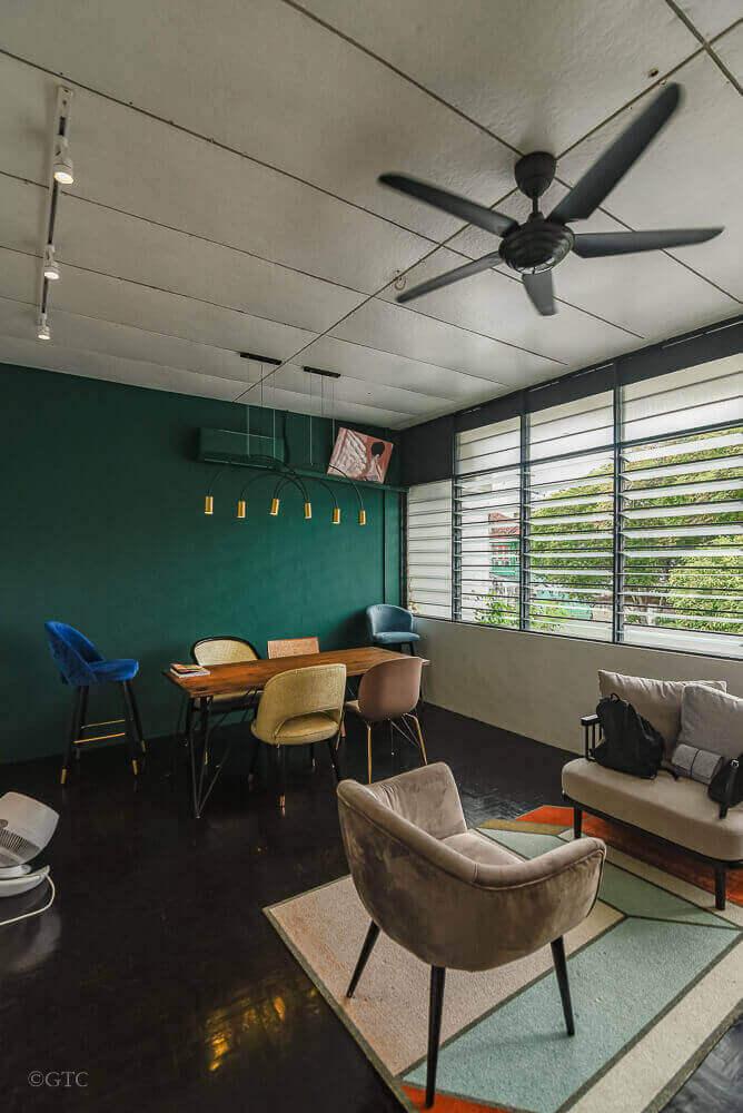 Furniture showroom at 1LDK Eatery Penang  Food Stories: 1LDK Eatery 1LDK edit 2