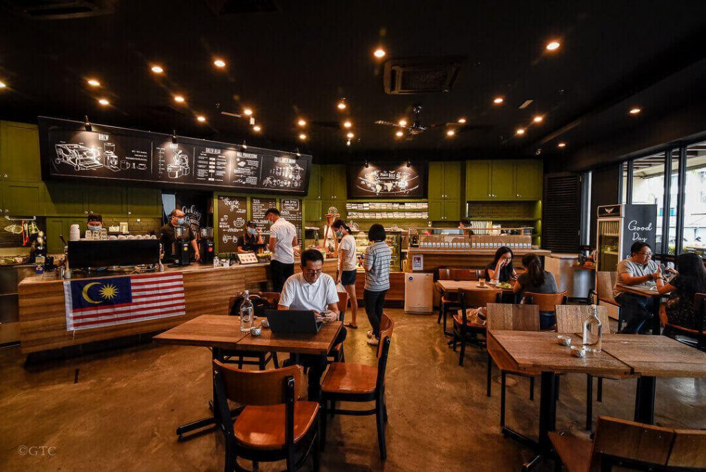 penang cafe Food Stories: BeĀngels Specialty Coffee BeAngels 2 1024x684