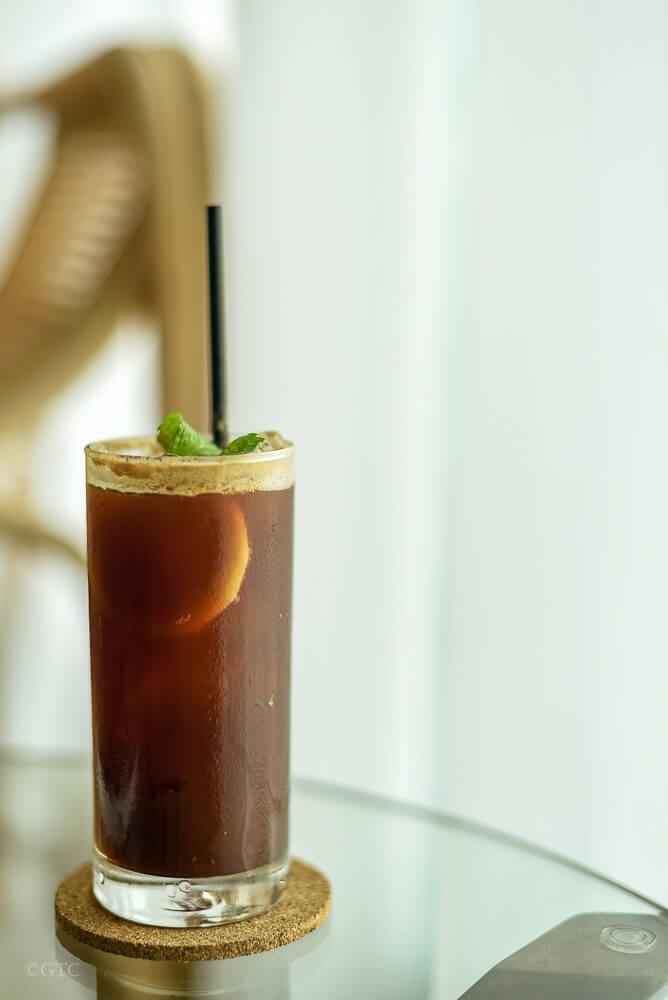 The Warung's orange black drink the warung Food Stories: The Warung – Common Ground WarungCG edit 30