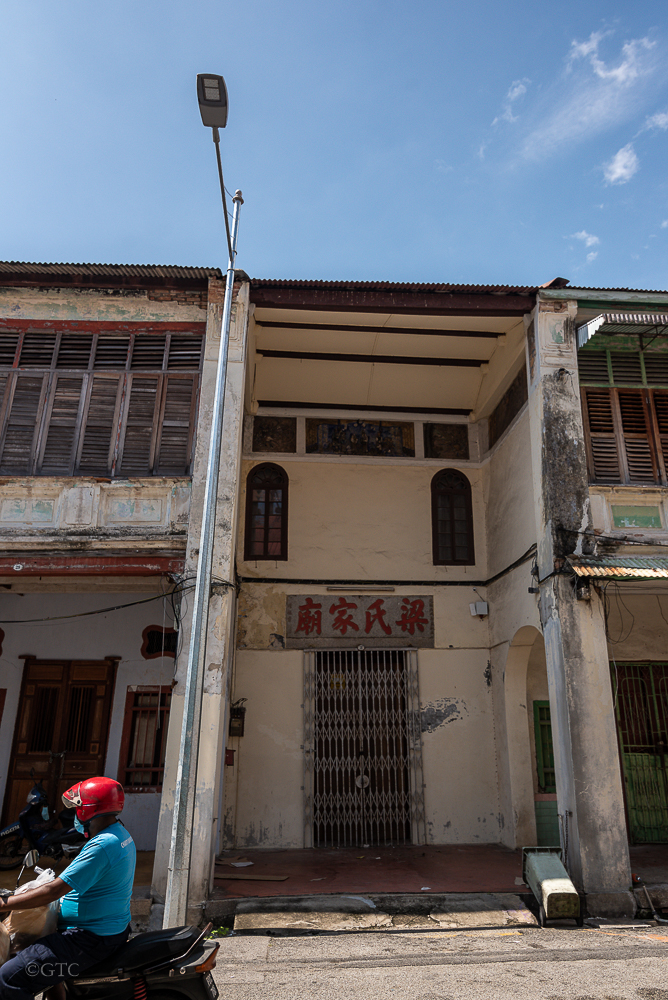 Leong See Kah Miew Old Building 梁氏家庙 at Muntri Street street stories Street Stories: Muntri Street MuntriStreet 33