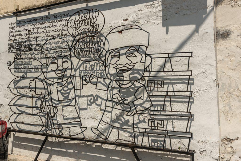"Street Art: ""Win Win Situation"" Sculpture at Muntri Street street stories Street Stories: Muntri Street MuntriStreet 53 1024x684"