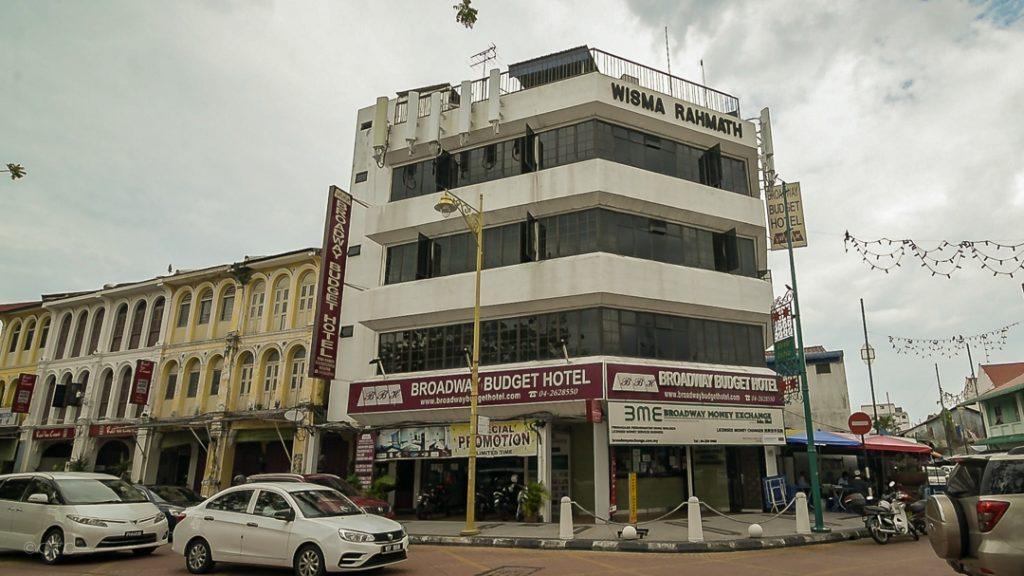 Broadway Budget Hotel  Street Stories: Jalan Masjid Kapitan Keling PittStreet 39 1024x576